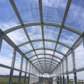 Ceiling polycarbonate sheet anti scratch coating
